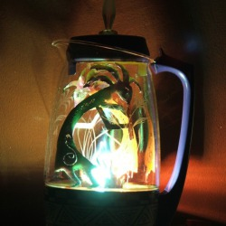 Coffee Pot Night Light