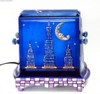 Cool City Nights Toaster